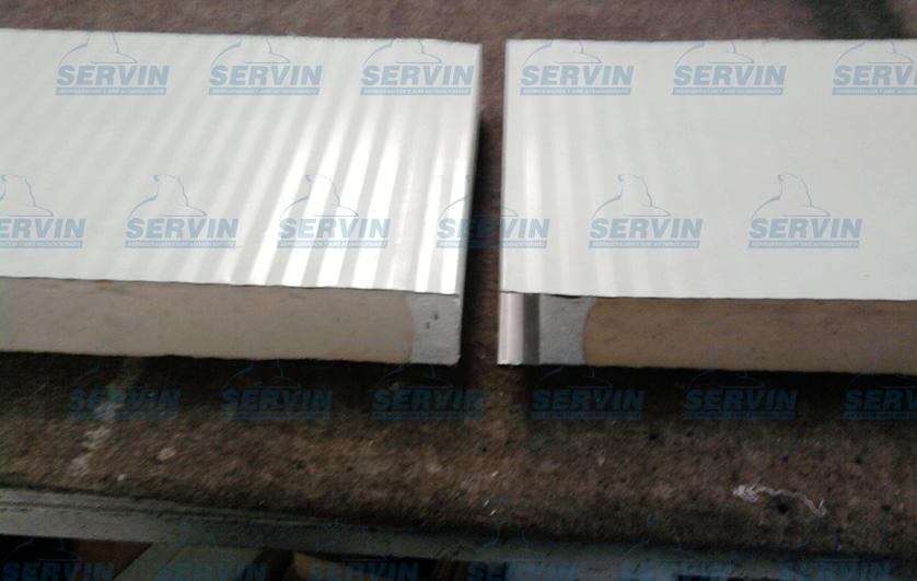 Paneles de poliuretano y poliestireno expandido - Paneles de poliuretano ...