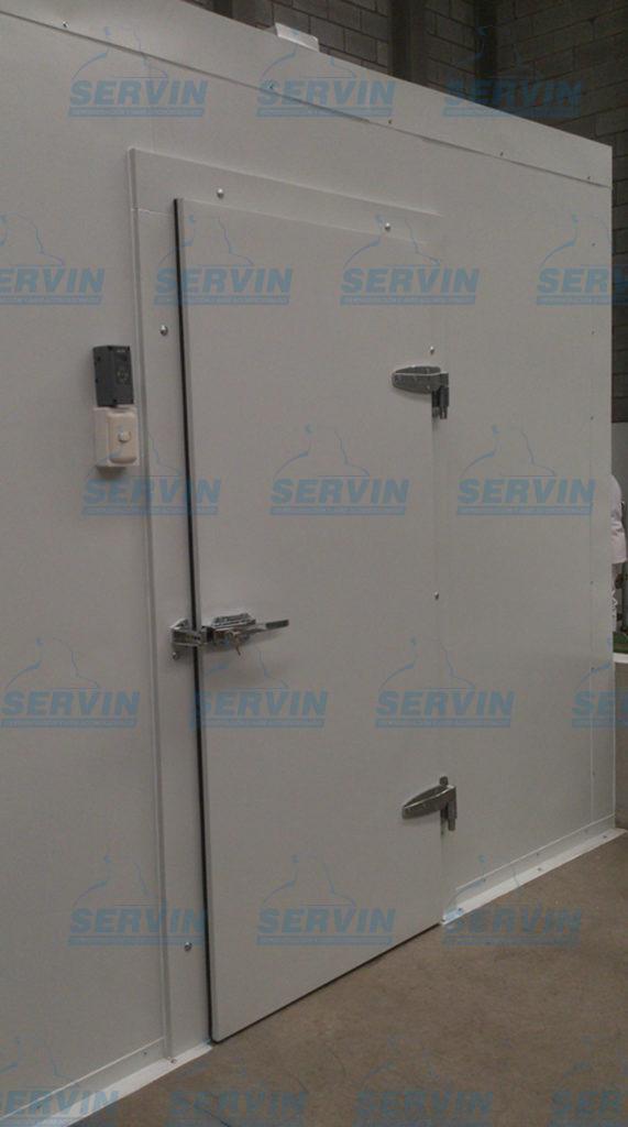 Puertas para cuartos frios | Industrias Servin